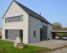 Construction maison isolante client - Eloy