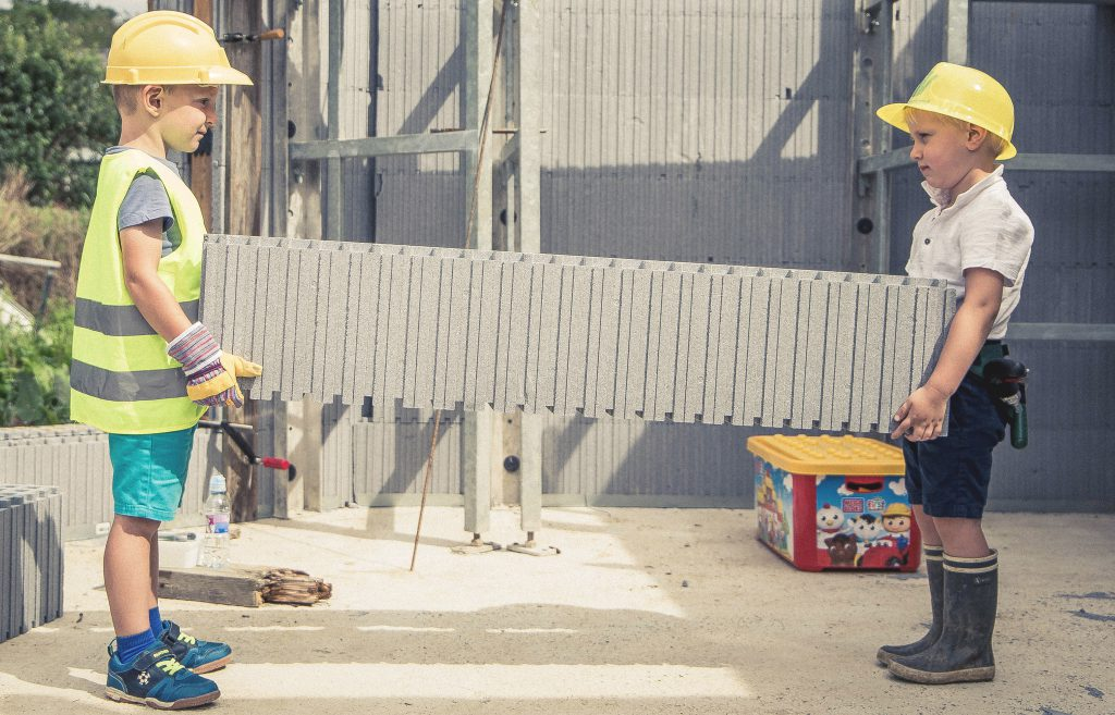 Bouw en isolatie voor (zelf)bouwers
