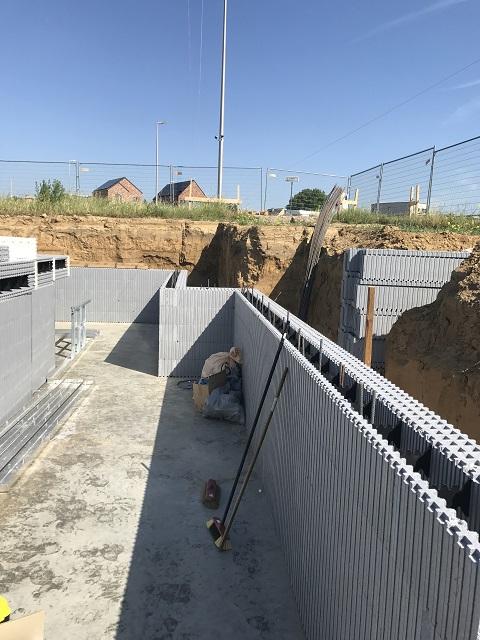 Les murs montent avec une facilité déconcertante !