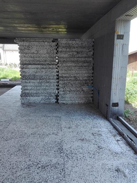 L'isolation du sol est aussi simple et rapide que le montage des blocs de coffrage isolant!